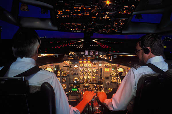 "Average annual income: $103,210 While many a little boy and girl may dream of being a pilot, it's more than just the feeling of soaring through the air – pilots work long hours and have to navigate in any kind of weather conditions. Their risks include everything from mechanical failure to terrorism, and it's not just their safety at risk – it's the safety of every passenger and crew member on board. ""The bottom line is that they are ultimately responsible for all the passengers,"" Lee said. ""It"