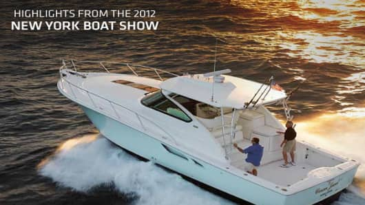 After the recession hit, cautious Americans were not exactly running to break out the fishing tackle box and shell out cash for a new boat. In fact, new boat sales plunged about 55 percent as boaters scaled back their spending and bought pre-owned models instead. But as the winter boat show season began in New York City on Jan. 4, manufacturers and dealers have reason to be optimistic. Consumers appear to be testing the boat-buying waters again, and industry officials predict new boat sales will
