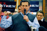 Rick Santorum SC Primary