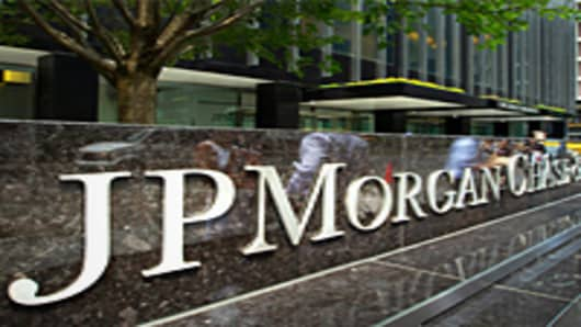 JP Morgan Chase headquarters