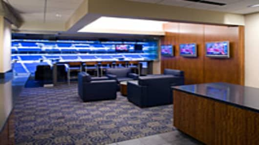 Lucas Oil Stadium Luxury Suite