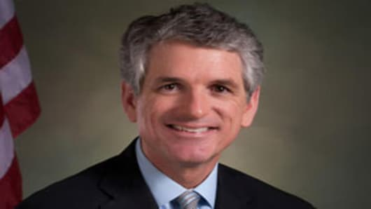Rep. Scott Rigell, (R) Virginia