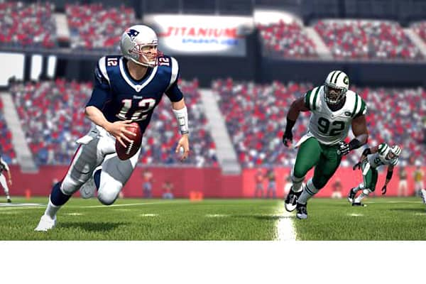 In December 2004, Electronic Arts and the NFL surprised everyone by announcing an exclusivity deal, making the Madden franchise the only video game that could use NFL teams and players. It was a move that squashed growing competition from Take-Two Interactive Software and, at its core, essentially guaranteed no other company would ever come close to EA on the electronic gridiron again. (The cost of creating lifelike models of characters and stadiums – as well as hiring a development team to crea