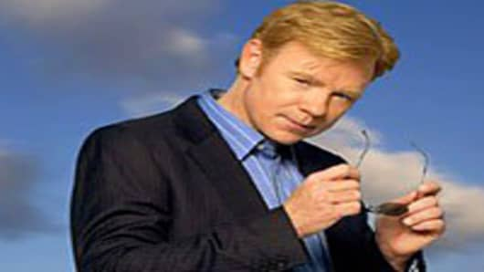 David Caruso of CSI: Miami