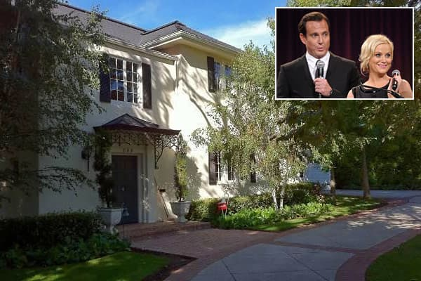 Will Arnett mansion in Beverly Hills