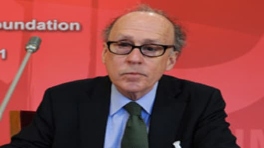Stephen Roach, non-executive chairman of Morgan Stanley Asia Ltd.