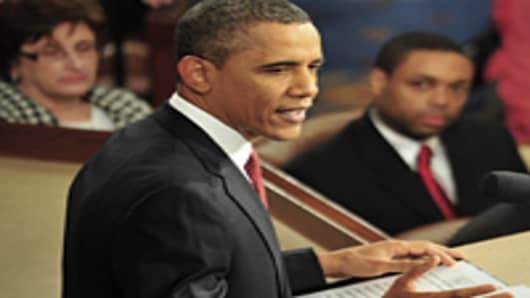 President Obama's State of the Union Speech