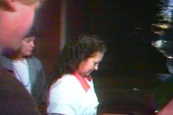 This Washington state woman convicted of planting cyanide in over-the-counter pain pills, killing her husband and a stranger, lost her federal court appeal in August 1989.Nickell was sentenced to 90 years in prison on five counts of product tampering in the two June 1986 deaths.Prosecutors said she poisoned her husband, Bruce, 52, with cyanide-filled extra-strength Excedrin capsules to collect $176,000 in life insurance, and later put bottles of poisoned capsules on store shelves to create the i