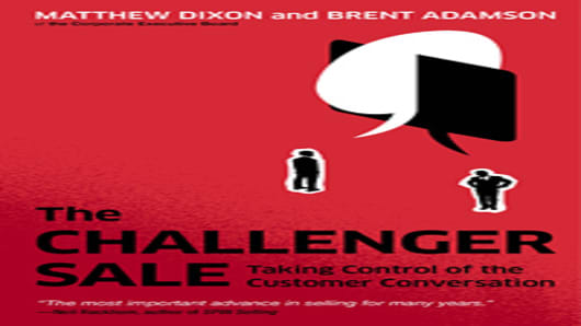 The Challenger Sale - Matthew Dixon and Brent Adamson