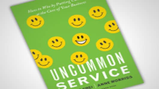 Uncommon Service - Frances Frei | Anne Morriss