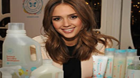 Jessica Alba Launches Honest.com