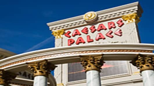 Caesars Palace in Las Vegas, Nevada.