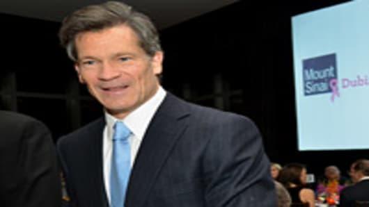 Louis Bacon, CEO Moore Capital Management LLC