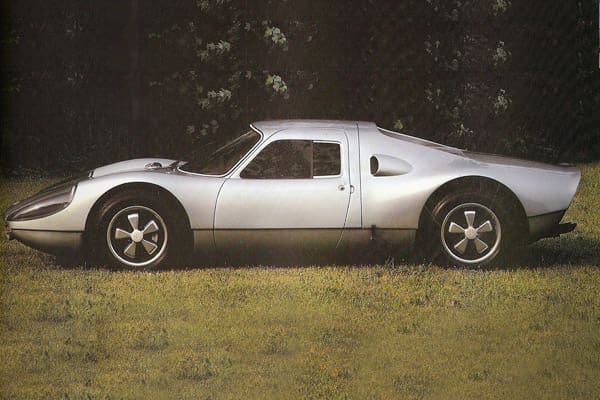 """Estimated Value: In excess of $1 million Units Built: 100 Speed: 135 mph""""Porsche became the 'Giant Killer' in international racing with Spyders,"""" Raskin said. The new 904 was the first Porsche built of fiberglass. It was also """"street able"""" with headlights, wipers and a trunk with a spare tire. It was a very unique design—many of these came to the United States to be raced successfully in the mid-1960s."""