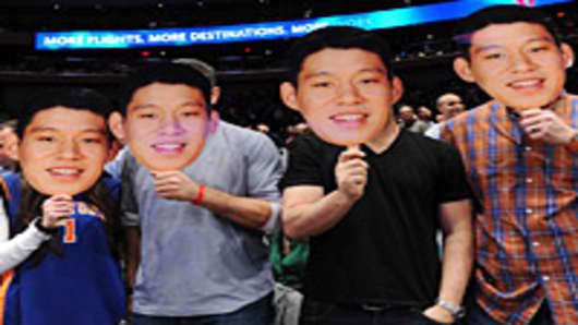 Jeremy Lin Big Heads