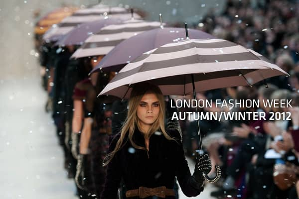 Britain's economy may be stagnant, but this month's London Fashion Week showed its fashion industry at least is thriving.Coming shortly after retail figures showed a 0.9 percent sales rise in January, the event showcased a host of British talent, from stalwarts like Alexander McQueen (the late designer's label), Burberry and Vivienne Westwood, to relative newcomers like Louise Gray. Other established names gave debut London performances, with Italian label Moschino making its first foray across
