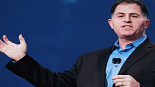Michael Dell, Founder, Chairman, and CEO of Dell, Inc.