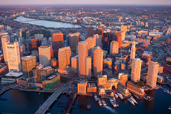 "Per-capita GDP: $60,074Boston is the capital of Massachusetts as well as the Bay State's largest city. It's home to such institutions of higher learning as Harvard, Boston University and Massachusetts Institute of Technology.The students who attend its schools account for  of the city's annual economy, according to ""Leadership Through Innovation: The History of Boston's Economy,"" a report published by the Boston Redevelopment Authority. Boston is also home to such profitable companies as Liberty"