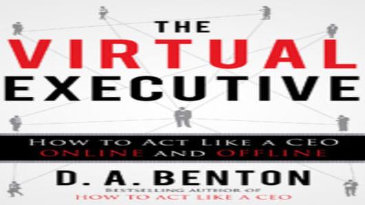 The Virtual Executive by D.A.Benton