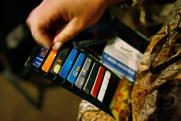 "Never, ever, lend or give money to anyone if you owe money on your credit card.""If you have credit card debt, you need money,"" Suze said. ""You don't have the money to give to somebody else."""
