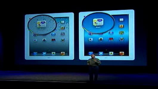 Apple launches new iPad