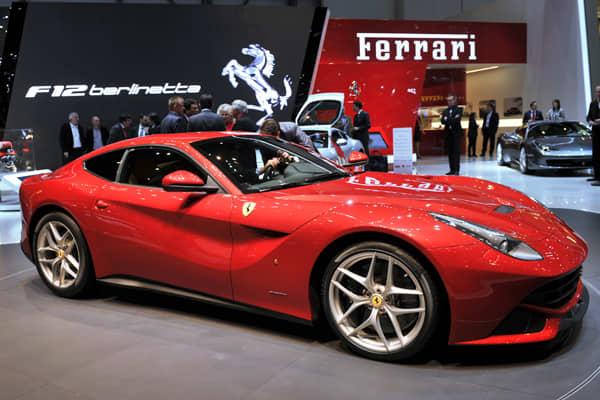 Ferrari 2012 Models Prices 5
