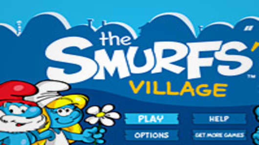 The Smurfs' Village app