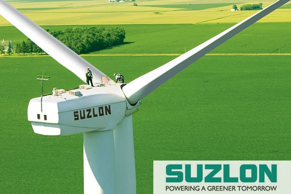 Source: Suzlon.com