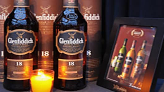 Glenfiddich, the world's most awarded Single Malt Scotch Whisky, celebrated 125 years of pioneering achievement.