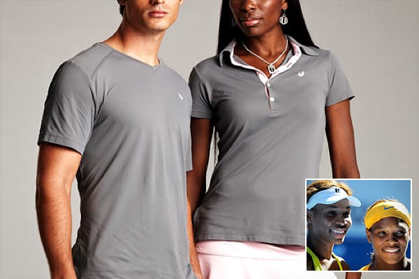 Line: eleVenWhere it's sold: boutiques, tennis pro shops, official websiteThe Williams sisters are known for making vibrant fashion statements on the tennis courts, and both have made their own forays into fashion with clothing lines. Venus, the former No.1 world champion of tennis,  launched her ready-to-wear clothing line  in 2007 in partnership with clothing retail chain Steve & Barry's, which has since gone out of business.  Venus is no fashion dabbler: She has a degree in fashion design, wh