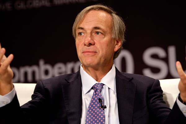 Earned: $3.9 Billion Firm: Bridgewater Associates Hedge Fund AUM: $70 billion Total AUM: $120 billion Bridgewater Associates founder Raymond Dalio tops this year's list with a $3.9 billion payday for 2011. The Westport, Conn.-based Bridgewater is the largest hedge fund in the world, and in the past two years, the 63-year-old Dalio has earned $7 billion dollars. According to reports, Bridgewater is betting on gold in 2012, figuring several countries will intentionally inflate their money supply t