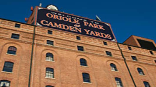 Camden Yards, Baltimore, Maryland