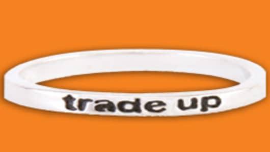 Trade up Ring