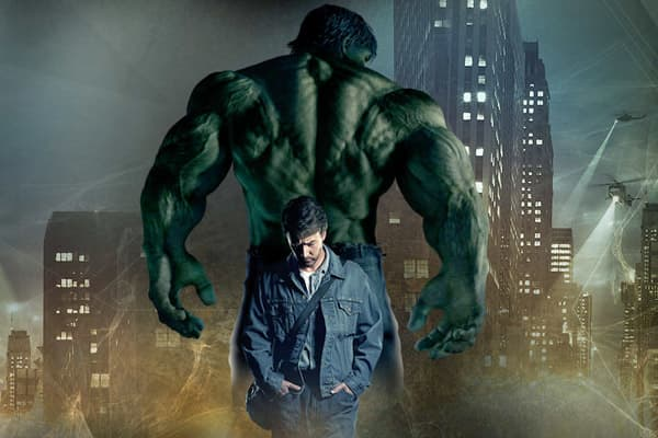 "Total box office gross: $306.1 million Created by Marvel Comics legends Stan Lee and Jack Kirby, the Hulk first appeared in comic-book form in May 1962. In its two recent film iterations, the Hulk's alter ego, Dr. Bruce Banner, was portrayed first by Eric Bana and later by Edward Norton. The Hulk will also appear in the upcoming film, ""The Avengers,"" set for May 2012 release. Hulk (2003): $163.6 million The Incredible Hulk (2008): $142.5 million"