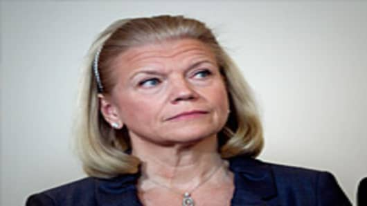 Virginia 'Ginni' Rometty