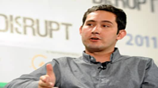 Kevin Systrom, CEO of Instagram