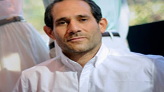 Dov Charney, chairman and chief executive officer of American Apparel Inc.