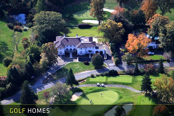 The team at Top Ten Real Estate Deals has just compiled the annual list of the most luxurious  on the market.  To do so, they dug up information on a few of the private estates of professional golfers. For the rest of this list, they sought out high-end properties located on award-winning golf courses across North America.  The resulting ten homes reflect styles from Antebellum to modern. They range from a reproduction of a 17 century British palace to a couple of homes situated on the 18 hole.