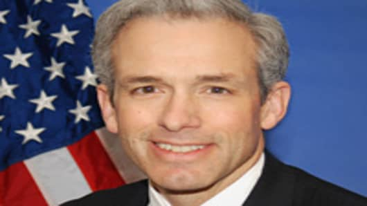 U.S. Attorney John Walsh of Colorado