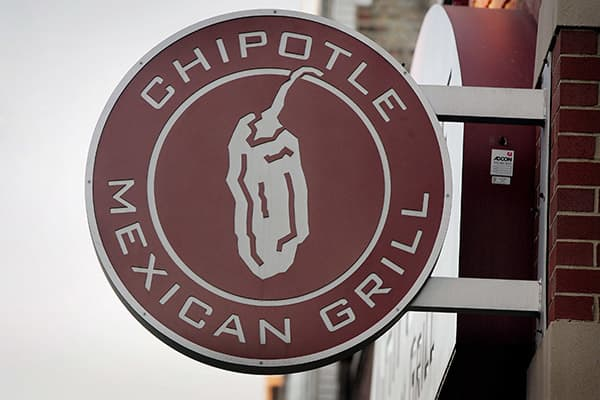 Chipotle Mexican Grill is yet another stock that can be added to Cramer's list of favorite growth stocks. Since the beginning of the year, the restaurant chain operator's stock has been skyrocketing. It had been very difficult to get this stock at a discount, but investors now have an opportunity to buy it at a slight discount thanks to the recent selloff. Cramer wouldn't buy all at once, though: He suggests buying just a few shares at a time as the stock falls with the greater market.So what's