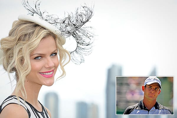 Brooklyn Decker: Getty Images | Andy Roddick: Getty Images