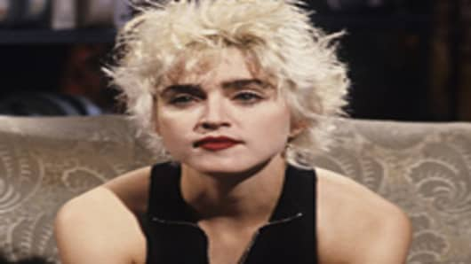 Madonna in 1989