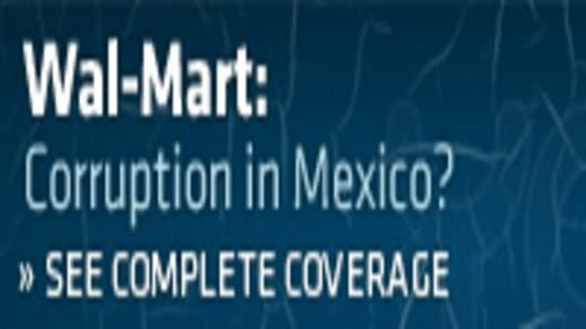 Wal-Mart - Corruption in Mexico - A CNBC Report