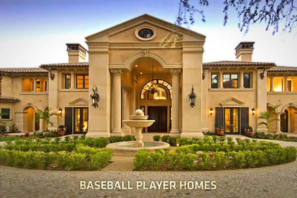 As baseball players are traded, bought or signed as free agents, they leave behind homes and need new ones. Consequently real-estate markets from Boston to San Diego become  awash each Spring with high-end homes for sale belonging to departing and arriving Yankees, Dodgers, and Braves. Not all players' homes are mansions and penthouses—the following properties owned by  300-300 club members, Hall of Famers, and a 12-time All-Star and a 21-season veteran include at least one ranch house. But all