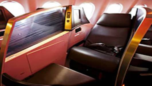 """Virgin Atlantic """"Upper Class Suite"""""""