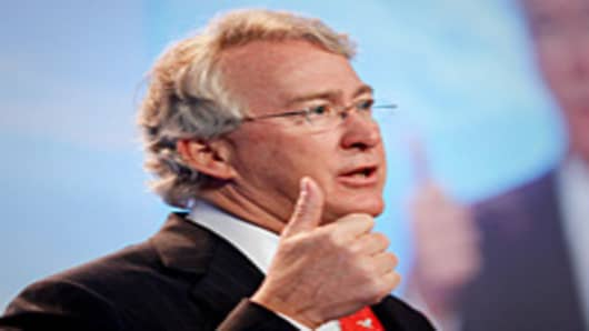Aubrey McClendon, CEO of Chesapeake Energy Corp.