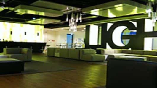 Lufthansa Senator Lounge, Frankfurt