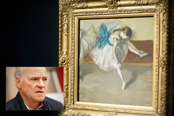 """Co-founder, KKR Though his wife, Marie-Josee Kravis is president of the Museum of Modern Art in New York, Kravis doesn't play favorites. A donation of $10 million to Metropolitan Museum of Art paid for a wing in his name. And he's not above making a profit: Kravis sold Edgar Degas' Danseuse au Repos"""" for $37 million at Sotheby's in 2008, making a $9 million profit in less than 10 years."""
