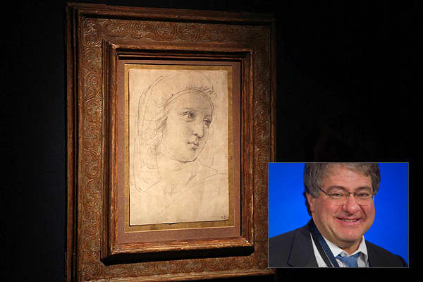 CEO, Apollo Global Management After paying $47.6 million for a chalk drawing by Raphael three years ago, Black made more news last year when he donated $48M to Dartmouth College in New Hampshire to fund the Black Family Visual Arts Center.
