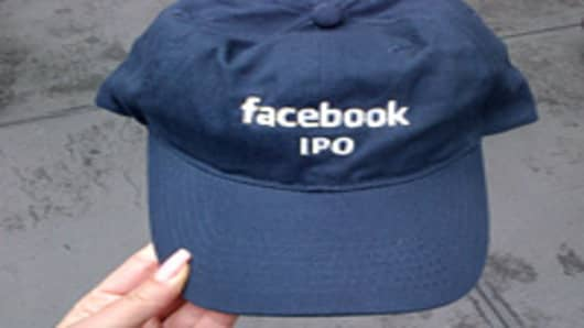 Facebook IPO hat